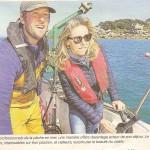 navigatrice chevronnée